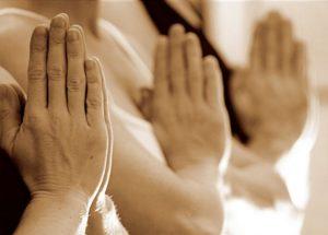 Meditazione Gassho Reiki Aics Discipline olistiche