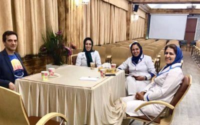 Reiki in ospedale AICS formerà gli infermieri di Tehran