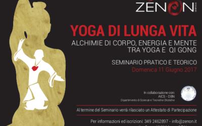 Yoga e Chi Kung presso il polo di formazione olistiza ZENON