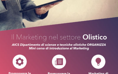 CORSO DI MARKETING CON AICS
