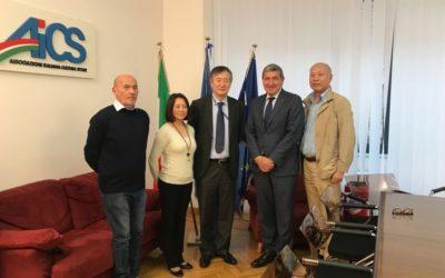 DISCIPLINE OLISTICHE SIGLATO ACCORDO TRA AICS E ISTITUTO ITALIANO DI MEDICINA TRADIZIONALE CINESE