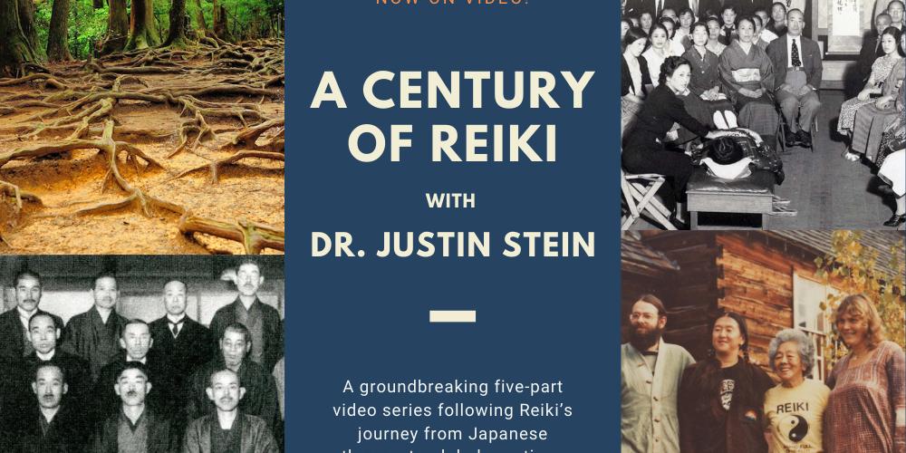 Ricerca sulle origini del  Reiki di Justin Stein