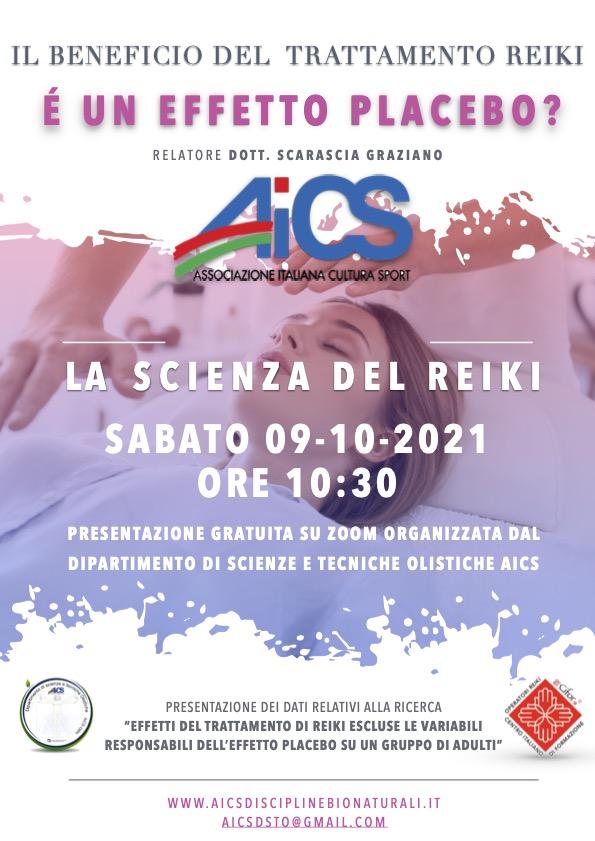 reiki e scienza PRESENTAZIONE dott Graziano Scarascia
