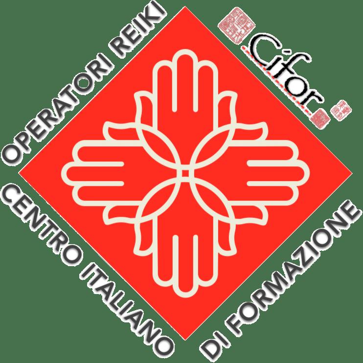 Logo centro italiano di formazione per operatori Reiki
